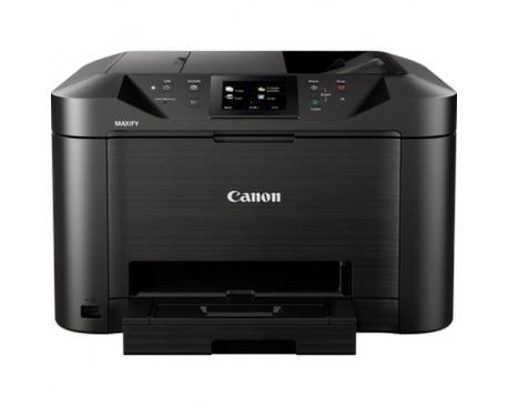 Multifuncion canon mb5150 inyeccion color maxify fax/ a4/ 24ppm/ 15ppm color/ wifi/ adf/ duplex/ tactil + pr1000 - Imagen 1