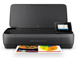 Multifuncion hp color officejet 250 mobile 20ppm / usb / wifi