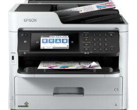 Multifuncion epson inyeccion wf-c5790dwf workforce pro fax/ a4/ 34ppm/ usb/ red/ wifi/ wifi direct/ duplex todas las funciones/
