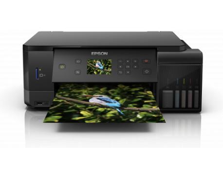 Multifuncion epson inyeccion color ecotank et-7700 a4/ 32ppm/ usb/ red/ wiifi/ wifi direct/ duplex impresion - Imagen 1