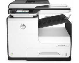 Multifuncion hp inyeccion color pagewide pro 477dw fax/ a4/ 55ppm/ 1200x1200ppp/ usb/ red/ wifi/ duplex/ nfc - Imagen 1
