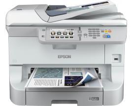 Multifuncion epson inyeccion wf8510dwf workforce fax/ a3/ 34ppm/ usb/ red/ wifi/ duplex/adf - Imagen 1