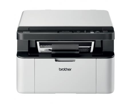 Multifuncion brother laser monocromo dcp1610w a4/ 20ppm/ 32mb/ usb/ wifi/ escaner plano/ bandeja 150 hojas/ impresion movil - Im