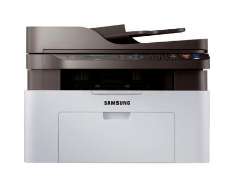 Multifuncion samsung laser monocromo sl-m2070f fax/ a4/ 20ppm/ 128mb/ usb 2.0/ 150 hojas/ adf - Imagen 1