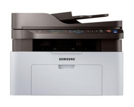 Multifuncion samsung laser monocromo sl-m2070fw fax/ a4/ 20ppm/ 128mb/ usb 2.0/ 150 hojas/ wifi/ boton eco/ nfc