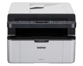 Multifuncion brother laser monocromo mfc-1910w fax/ a4/ 20ppm/ 32mb/ usb/ wifi/ bandeja 150 hojas/ adf 10 hojas/ conectividad mo