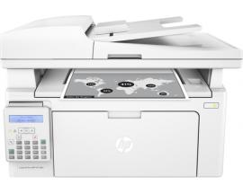 Multifuncion hp monocromo laserjet pro m130fn fax/ 22ppm / usb / red