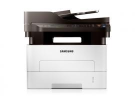 Multifuncion samsung laser monocromo sl-m2675fn fax/ a4/ 26ppm/ 128mb/ usb 2.0/ 250 hojas/ red