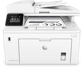 Multifuncion hp laser monocromo laserjet pro mfp m227fdw fax/ a4/ 28ppm/ usb/ red/ duplex/ wifi/ nfc