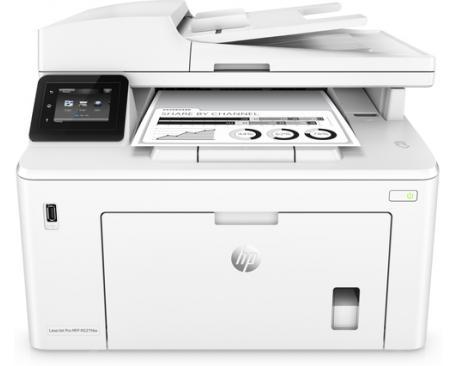 Multifuncion hp laser monocromo laserjet pro mfp m227fdw fax/ a4/ 28ppm/ usb/ red/ duplex/ wifi/ nfc - Imagen 1