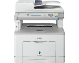 Multifuncion epson laser monocromo al-mx300dn workforce a4/ 35ppm/ red/ duplex impresion