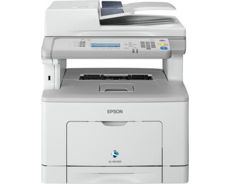 Multifuncion epson laser monocromo al-mx300dn workforce a4/ 35ppm/ red/ duplex impresion - Imagen 1