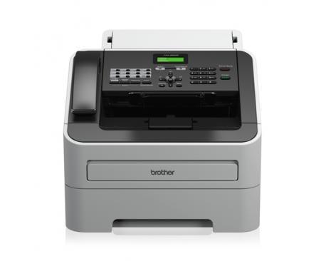 Fax brother laser monocromo 2845 a4/ 20cpm/ 16mb/ bandeja 250 hojas/ adf 20 hojas/ auricular - Imagen 1