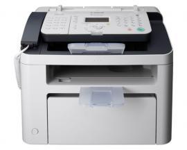 Fax canon laser i-sensys l170 a4/ super g3/ auricular/ adf - Imagen 1