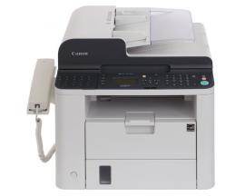 Fax canon laser i-sensys l410 a4/ super g3/ auricular/ ad - Imagen 1