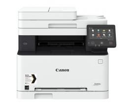 Multifuncion canon mf633cdw laser color i-sensys blanca a4/ 18ppm/ red/ usb/ panel tactil/ airprint/ wifi/ adf/ duplex impresion