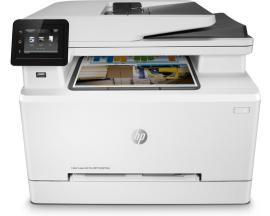 Multifuncion hp laser color laserjet pro m281fdn fax/ a4/ 21ppm/ usb/ red/ duplex impresion/ adf