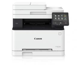 Multifuncion canon mf635cx laser color i-sensys blanca a4/ 18ppm/ red/ usb/ panel tactil/ airprint/ wifi/ adf/ duplex/ fax - Ima
