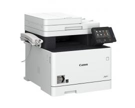Multifuncion canon mf734cdw laser color i-sensys fax/ a4/ 27ppm/ usb/ red/ wifi/ pcl/ duplex impresion/ airprint/ nfc/ adf doble