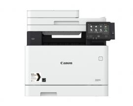 Multifuncion canon mf735cx laser color i-sensys fax/ a4/ 27ppm/ usb/ red/ wifi/ pcl/ duplex impresion/ airprint/ nfc/ adf doble