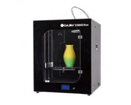 Impresora 3d colido x3045 duo doble filamento un solo extrusor