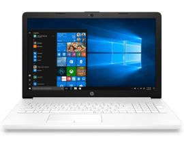 "HP 15-da0047ns 1.6GHz i5-8250U 8ª generación de procesadores Intel® Core™ i5 15.6"" 1366 x 768Pixeles Blanco Portátil - Imagen 1"
