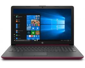 "HP 15-da0122ns 1.8GHz i7-8550U 8ª generación de procesadores Intel® Core™ i7 15.6"" 1366 x 768Pixeles Borgoña, Plata Portátil"