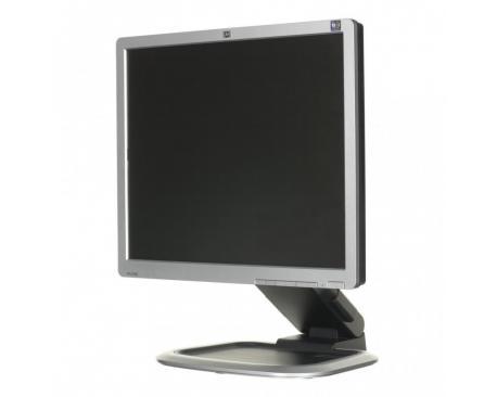 """TFT HP L1950 19"""" Negro / Plata (Pantalla rayada) - Imagen 1"""