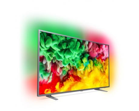 """Tv philips 65"""" led 4k uhd/ 65pus6703/ hdr plus/ ambilight x3/ quad core/ ultraplano/ smart tv/ 3 hdmi/ 2 usb/ dvb-t/t2/t2-hd/c/s"""