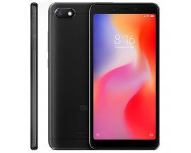 "Telefono movil smartphone xiaomi redmi 6a negro 5.45""/ 16gb rom/ 2gb ram/ 13mpx - 5mpx/ 4g - Imagen 1"