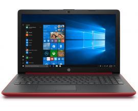 """HP 15-da0042ns 1.6GHz i5-8250U 8ª generación de procesadores Intel® Core™ i5 15.6"""" 1366 x 768Pixeles Rojo, Plata Portátil - Imag"""