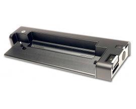 HP Docking Station 2560pAdaptador de corriente incluido - Compatible con HP Mini 1103, EliteBook 2740p Tablet PC, 2560p, 254