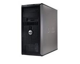 Dell GX755SFF Intel® Core™2 Duo Processor E7200