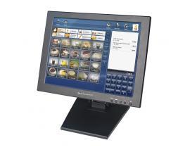 "Monitor tft led 15"" tactil tpv phoenix phtouchmonitor15 / 1024*768 / vga / usb angulo ajustable hasta 90º negro - Imagen 1"