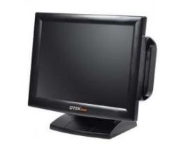 """Monitor tft 15"""" tactil tpv vga +dvi negro - Imagen 1"""