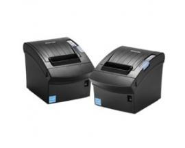 Impresora ticket termica directa bixolon srp-350iii usb paralelo negra - Imagen 1