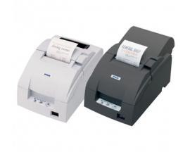 Impresora ticket epson tm-u220b corte serie blanca