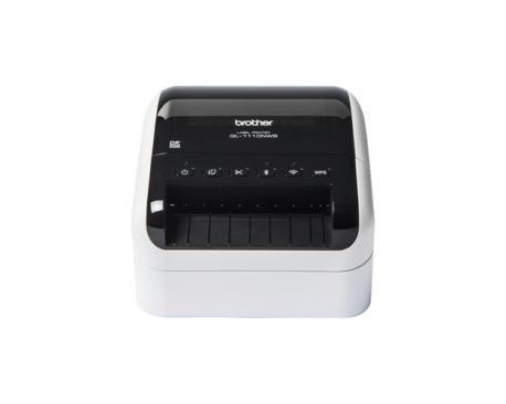 Impresora etiquetas brother ql-1110nwb 110mm/ usb/ red/ wifi/ bluetooth/ cortador automatico - Imagen 1
