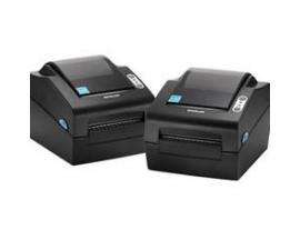 Impresora etiquetas termica directa bixolon slp-dx420 cg serie paralelo usb sin despegador con corte