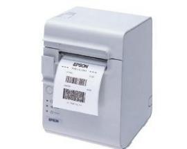 Impresora ticket epson tm-l90 termica serie etiquetas - Imagen 1