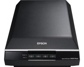 Escaner plano epson fotografico perfection v600 a4/ led/ usb/ negativos/ diapositivas