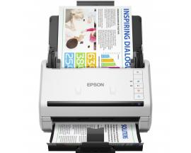 Escaner sobremesa epson workforce ds-530 a4/ 35ppm/ profesional/ duplex/ usb 3.0/ red opcional/ adf 50 hojas