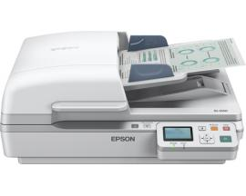 Escaner plano epson workforce ds-7500n a4/ 40ppm/ duplex/ usb 2.0/ red/ adf 100hojas