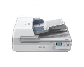 Escaner plano epson workforce ds-60000n a3/ 40ppm/ duplex/ usb 2.0/ red/ adf 200 hojas a3 - Imagen 1