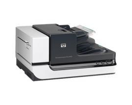 Escaner plano hp scanjet enterprise flow n9120 50ppm/ 600ppp/ ccd/ usb/ duplex/ adf - Imagen 1