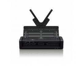 Escaner portatil epson workforce ds-360w a4/ 25ppm/ wifi/ bateria incorporada/ usb 3.0 - Imagen 1