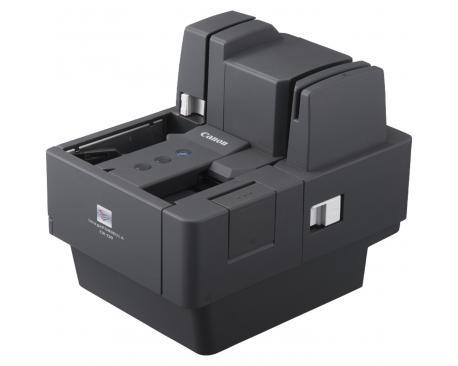 Escaner cheques canon imageformula cr-120 uv 120cpm/ adf/ duplex/ 12000 cheques/dia - Imagen 1