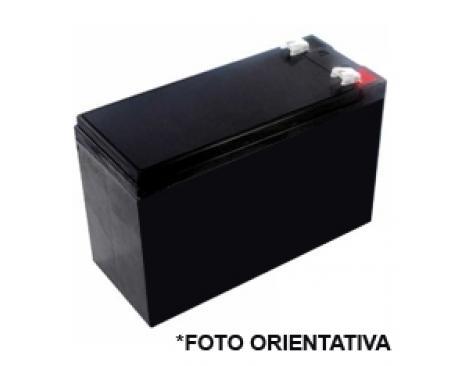 Bateria estandar compatible para sais salicru 7ah 12v - Imagen 1
