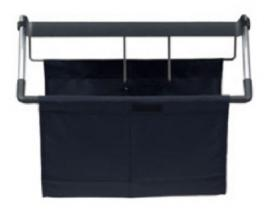 Cesta canon portatil bu-03 para ipf830 portable media basket - Imagen 1