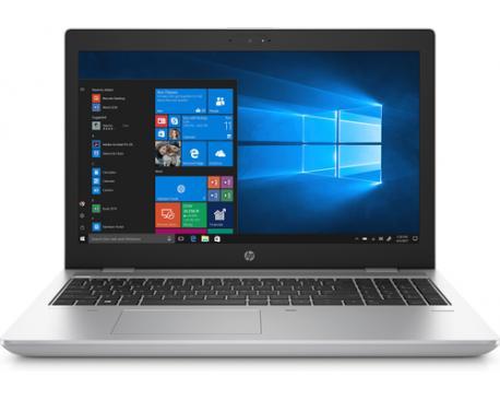 """HP ProBook 650 G4 1.60GHz i5-8250U 8ª generación de procesadores Intel® Core™ i5 15.6"""" 1920 x 1080Pixeles Plata Portátil - Image"""